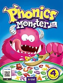 """<font title=""""Phonics Monster 4 : Teacher"""