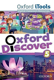 Oxford Discover 5: iTools (DVD)