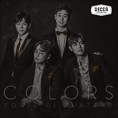 포르테 디 콰트로(Forte Di Quattro) 2.5집 - Colors [Mini Album]