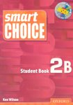 """<font title=""""Smart Choice 2B : Student Book with CD-ROM (Paperback + CD-ROM)"""">Smart Choice 2B : Student Book with CD-R...</font>"""