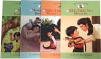 The Jungle Book (Paperback: 4)