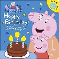 페파 피그 생일 축하해! Peppa Pig: Happy Birthday! (Board Book)