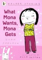 Easy Stories : What Mona Wants, Mona Gets (Paperback + CD)