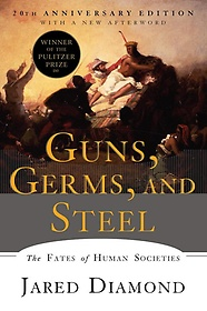 "<font title=""Guns, Germs, and Steel (Paperback / Reprint Edition)"">Guns, Germs, and Steel (Paperback / Repr...</font>"