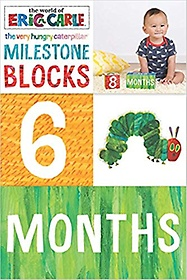 "<font title=""The World of Eric Carle - the Very Hungry Caterpillar Milestone Blocks"">The World of Eric Carle - the Very Hungr...</font>"