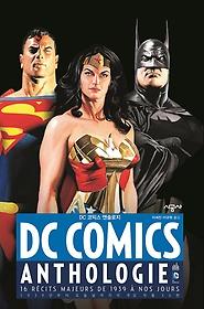DC 코믹스 앤솔로지