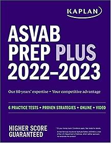 "<font title=""ASVAB Prep Plus 2022–2023 (Paperback)"">ASVAB Prep Plus 2022–2023 (Paperba...</font>"