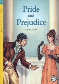 "<font title=""Compass Classic Readers Level 5 : Pride and Prejudice (Paperback+CD)"">Compass Classic Readers Level 5 : Pride ...</font>"