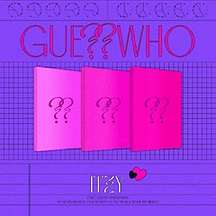 있지(ITZY) - GUESS WHO [DAY VER. / NIGHT VER. / DAY&NIGHT VER. 중 1종 랜덤출고]