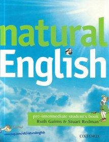 "<font title=""Natural English Pre-intermediate - Student"
