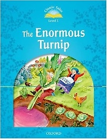 Classic Tales Level 1 The Enormous Turnip (Paperback)