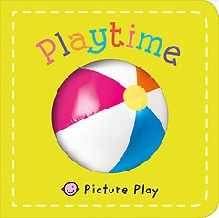 Playtime (Hardcover / Board Book)