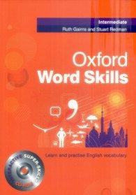 """<font title=""""Oxford Word Skills : Intermediate (Paperback+CD)"""">Oxford Word Skills : Intermediate (Paper...</font>"""