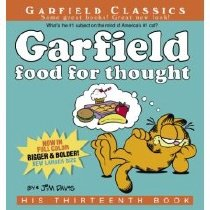 """<font title=""""Garfield Food for Thought: His Thirteenth Book - Garfield Classics (Paperback)"""">Garfield Food for Thought: His Thirteent...</font>"""