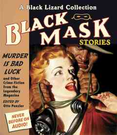 Murder Is Bad Luck (CD / Unabridged)