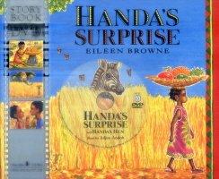 [베오영]Handa's Surprise (Paperback+DVD)