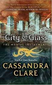 """<font title=""""City of Glass: The Mortal Instruments #3 (Paperback)"""">City of Glass: The Mortal Instruments #3...</font>"""
