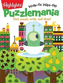 Puzzlemania (Paperback)