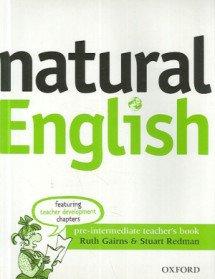 "<font title=""Natural English Pre-intermediate - Teacher"