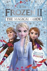 """<font title=""""Disney Frozen 2 The Magical Guide : Includes Poster (Hardcover)"""">Disney Frozen 2 The Magical Guide : Incl...</font>"""