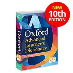 "<font title=""Oxford Advanced Learner"