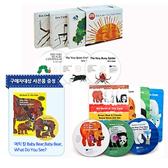 "<font title=""노부영 에릭칼 Very 3종+Bear 3종 (Board book:6+CD:6)"">노부영 에릭칼 Very 3종+Bear 3종 (Board b...</font>"