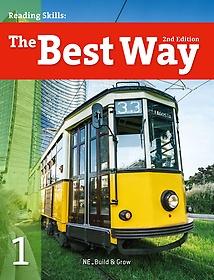 "<font title=""The Best Way 1: Student Book+Workbook+Multi-ROM (Paperback/ 2nd Ed.)"">The Best Way 1: Student Book+Workbook+Mu...</font>"