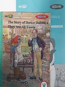 """<font title=""""[EBS 초등영어] EBS 초목달 Jupiter 4-2 세트 The Story of Doctor Dolittle & They Are All Yours"""">[EBS 초등영어] EBS 초목달 Jupiter 4-2 세...</font>"""