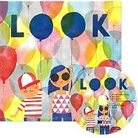 [노부영] Look (Hardcover + CD)