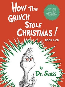 """<font title=""""How the Grinch Stole Christmas! (Hardcover+CD)"""">How the Grinch Stole Christmas! (Hardcov...</font>"""