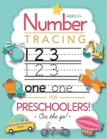 """<font title=""""Number Tracing Book for Preschoolers and Kids Ages 3-5 (Paperback)"""">Number Tracing Book for Preschoolers and...</font>"""