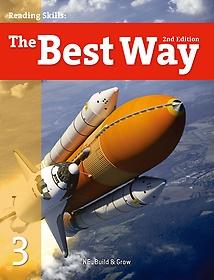 "<font title=""The Best Way 3: Student Book+Workbook+Multi-ROM (Paperback/ 2nd Ed.)"">The Best Way 3: Student Book+Workbook+Mu...</font>"