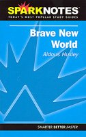 "<font title=""Sparknotes : Brave New World - Study Guide (Paperback)"">Sparknotes : Brave New World - Study Gui...</font>"