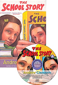 The School Story (Paperback+MP3 CD)