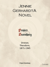 Jennie GerhardtA Novel