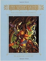 The Council of Mirrors : The Sisters Grimm, Book 9 (Hardcover)