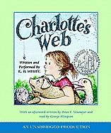 Charlotte's Web : 50th Anniversary Retrospective Edition  (Audio CD:3/ Unabridged/ 도서별매)