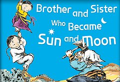 "<font title=""외갓집 동화마을 영문판 36 - Brother and Sister Who Became Sun and Moon (해와 달이 된 오누이)"">외갓집 동화마을 영문판 36 - Brother an...</font>"