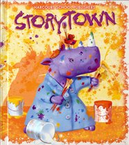 Story Town Grade 1.4: Make Your Mark (Student Edition/ Hardcover)