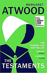 """<font title=""""The Testaments: The Booker prize-winning sequel to The Handmaid's Tale (Paperback)"""">The Testaments: The Booker prize-winning...</font>"""