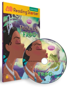 공주와 개구리 The Princess and the Frog - Kiss the Frog!