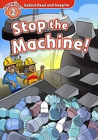 "<font title=""Oxford Read & Imagine 2: Stop the Machine (Student Book)"">Oxford Read & Imagine 2: Stop the Machin...</font>"