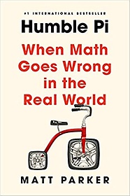 """<font title=""""Humble Pi: When Math Goes Wrong in the Real World (Hardcover)"""">Humble Pi: When Math Goes Wrong in the R...</font>"""