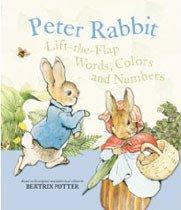 "<font title=""Peter Rabbit Lift-the-Flap Words, Colors, and Numbers (Board book)  "">Peter Rabbit Lift-the-Flap Words, Colors...</font>"