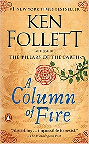 A Column of Fire (Hardcover)