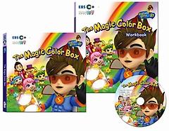 """<font title=""""EBS 번개맨의 영어나라 CD 세트 - The Magic Color Box"""">EBS 번개맨의 영어나라 CD 세트 - The Magi...</font>"""