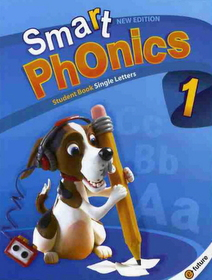 Smart Phonics 1 : Student Book (교재+CD:1/ New Ed.)