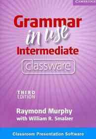 "<font title=""Grammar in Use : Intermediate Classware (CD-Rom/ 3rd Ed./ 도서 미포함)"">Grammar in Use : Intermediate Classware ...</font>"