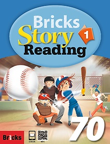 "<font title=""Bricks Story Reading 70: Level 1 (Student Book+Workbook+E.CODE)"">Bricks Story Reading 70: Level 1 (Studen...</font>"