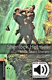 "<font title=""Sherlock Holmes More Short Stories - Oxford Bookworms Library 2 (Paperback With MP3)"">Sherlock Holmes More Short Stories - Oxf...</font>"
